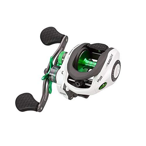 LEW'S Fishing Mach 1 Speed Spool SLP Series, Baitcasting Reel, Fishing Reel, Fishing Gear and Equipment, Fishing Accessories (MH1SHA)