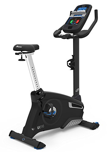 Nautilus U616 Upright Bike by Nautilus