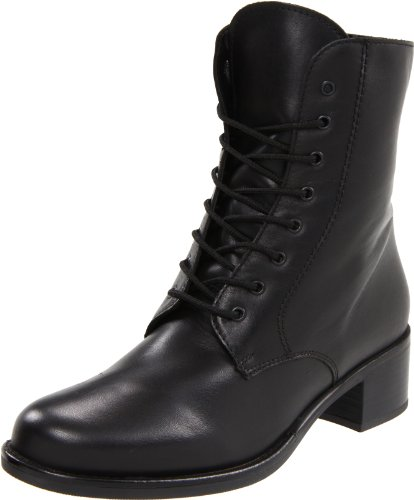La Canadienne Women's Palmina Boot Black Leather