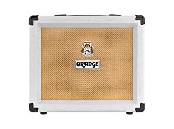 Amplificador combo para guitarra Orange COMBO CRUSH 20 LTD WH