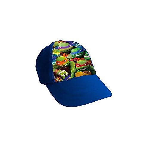 Buena Gorra Tortugas Ninja azul - www.corbacera.es 6a8bf35457c