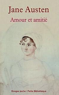 Amour et amitié, Austen, Jane