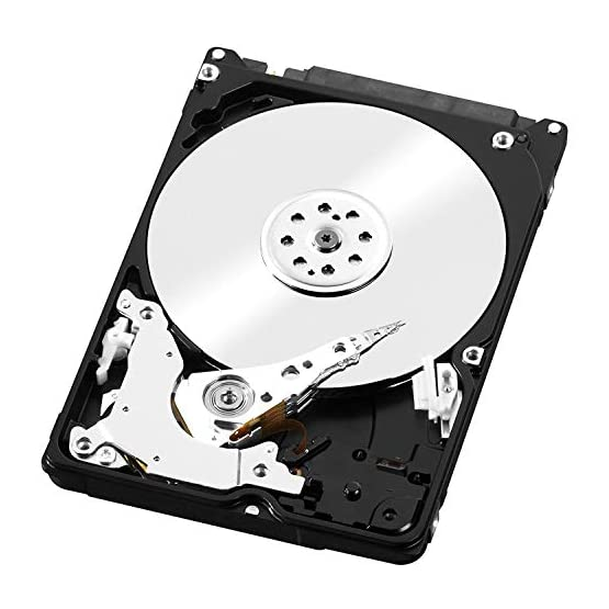 """WD Red 1TB NAS Internal Hard Drive - 5400 RPM Class, SATA 6 Gb/s, CMR, 16 MB Cache, 2.5"""" - WD10JFCX 414BGWiEcOL. SS555"""