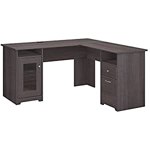 Cabot L Shaped Desk