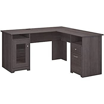 Amazon Com Realspace Magellan Collection L Shaped Desk
