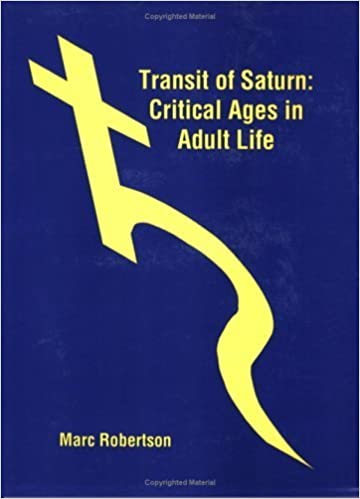 Book Transit of Saturn by Marc Robertson (1976-06-03)