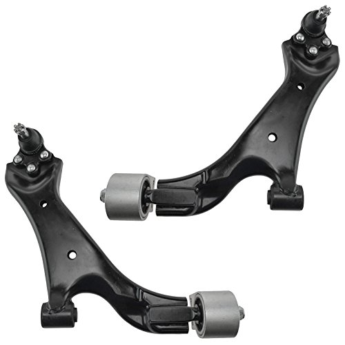 Price comparison product image Front Control Arm & Ball Joint Assembly Pair LH & RH Lower for Captiva Sport Vue