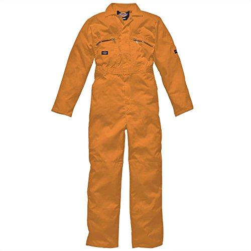 Tuta Lavoro Da Dickies Orange Uomo fq4Owwp
