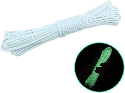 Cuerda de Escalada Fluorescente de 4 mm - 6 Colores Color ...