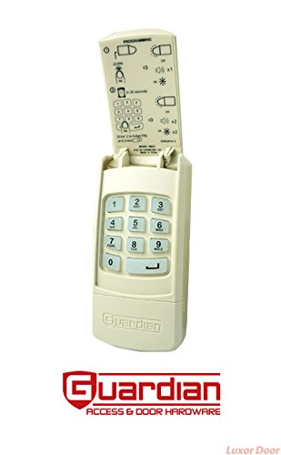 Guardian WKCC Wireless Entry Keyless Keypad by Guardian