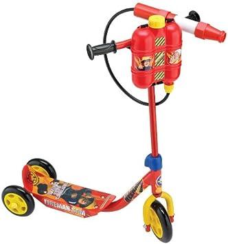 Amazon.com: MV Sports Fireman Sam Firehose patinete: Toys ...