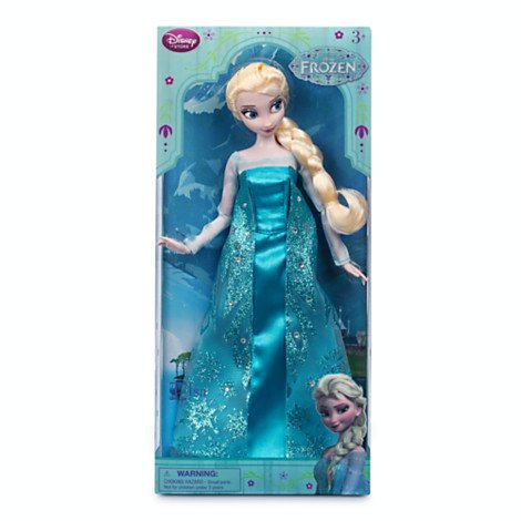 Disney-Frozen-Exclusive-12-Elsa-Classic-Doll-Authentic-Disney-2015-Edition