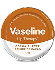 Vaseline Lip Therapy Balm Tin For Dry Lips Cocoa Butter long-lasting moisturization 17g