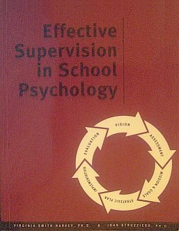 Effective Supervision in School Psychology
