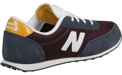 New Balance KL410 W Schuhe bordeaux