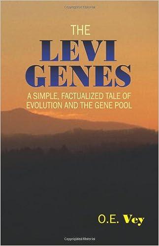 Amazon com: The Levi Genes: A Simple, Factualized Tale of