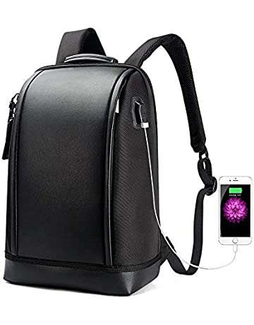 70223dd9bd1a Bopai Anti-Theft Business Backpack 15.6 Inch Laptop Water-Resistant with  USB Port Charging