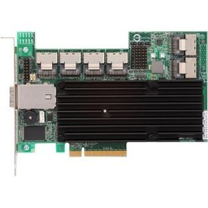 LSI Logic 3ware 9750-24i4e 28-port SAS RAID Controller. 3WARE SAS 9750-24I4E 24INT 4EXT 6GB SATA+SAS 512MB SAS-C. Serial ATA/600, Serial Attached SCSI - PCI Express 2.0 x8 - Plug-in Card - RAID Support - 0, 1, 5, 6, 10, 50, JBOD RAID Level - 512 MB