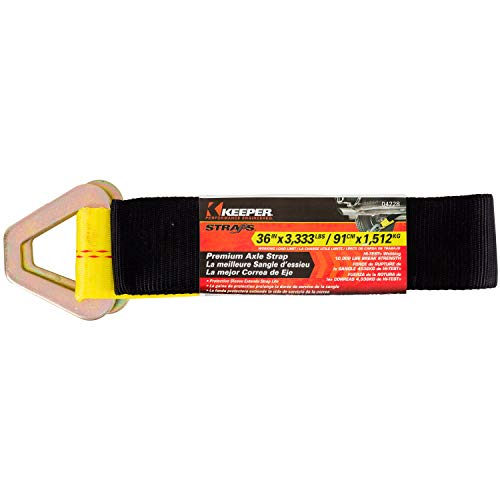 KEEPER 04228 36'' x 2'' Premium Axle Strap with