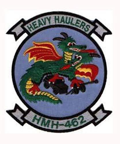 (HMH-462 Heavy Haulers Patch - Plastic Backing)