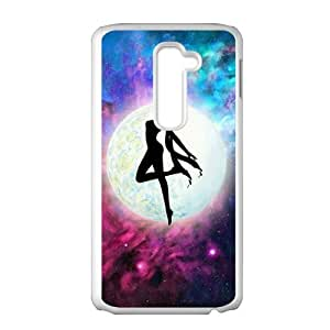 HWGL Dancing under moon Bisyozyo Cell Phone Case for LG G2