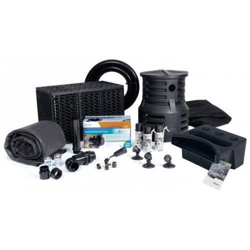 Professional Pond Kit (Atlantic Water Gardens Pond-Free Professional Waterfall Kit - 3700 GPH Pump)