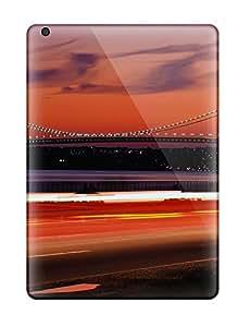 ZippyDoritEduard Ipad Air Hybrid Tpu Case Cover Silicon Bumper Photography Man Made