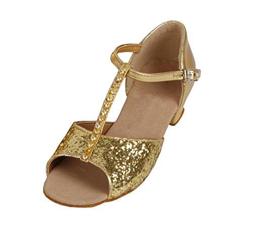 Miyoopark - salón mujer Style2-Gold-3.5cm Heel