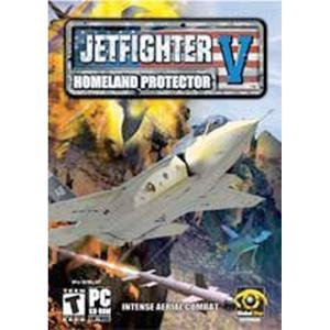 Price comparison product image Jetfighter 5: Homeland Protector