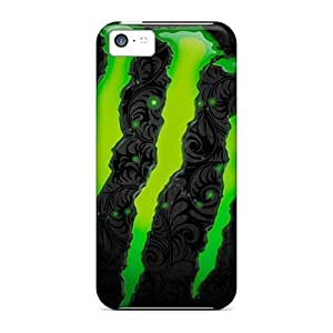 High-quality Durability Cases For Iphone 5c(monster)