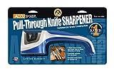 AccuSharp 036C Classic Pull-Through Knife Sharpener - White/Blue