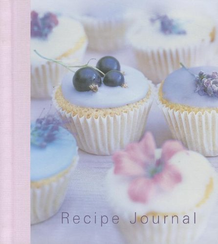 Lavender Cupcakes - Small Recipe Journal]()