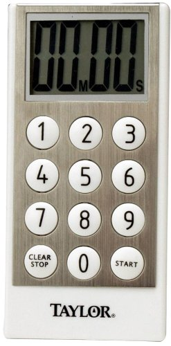 Etonnant Taylor 10 Key Style Timer