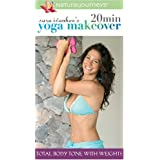 20 Minute Yoga Makeover: Total Body Tone With