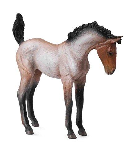 CollectA Mustang Foal, Bay Roan