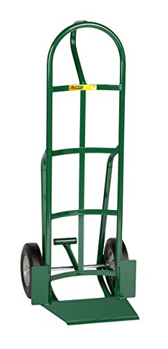 Little Giant TF-364-10 Shovel Nose Hand Truck with Loop Handle, 800 lb Capacity, - Hand Trucks Giant Little