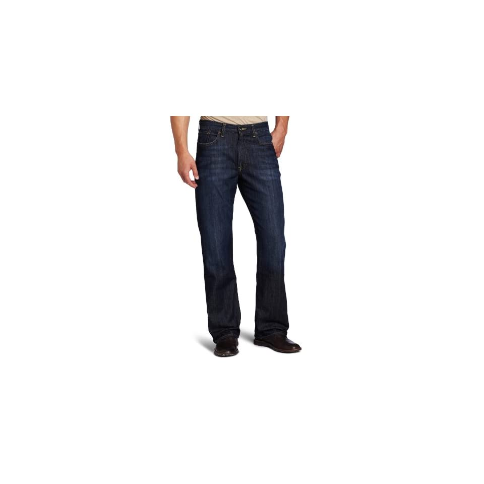 Lucky Brand Mens 181 Relaxed Straight Leg Jean in Lip Service, Lip Service, 40X30
