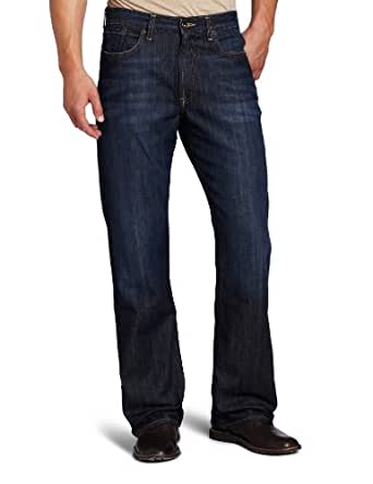 Lucky Brand Men's 181 Relaxed Straight Leg Jean In Ol Lipservice, Ol Lipservice, 30x34