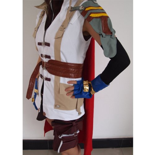 Fantasycart Final Fantasy Xiii Lightning Cosplay Costume Size XL