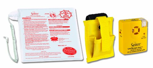 Secure Long Term Chair Exit Alarm Set for Fall Prevention / Management - 12