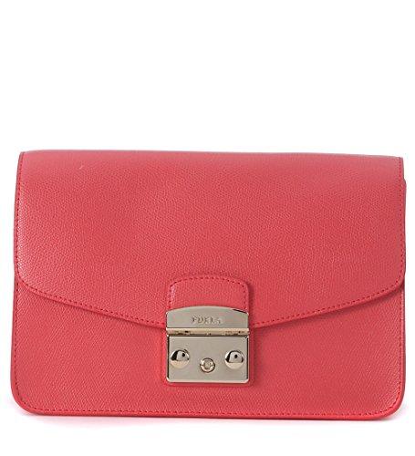 Furla Metropolis shoulder bag small pink