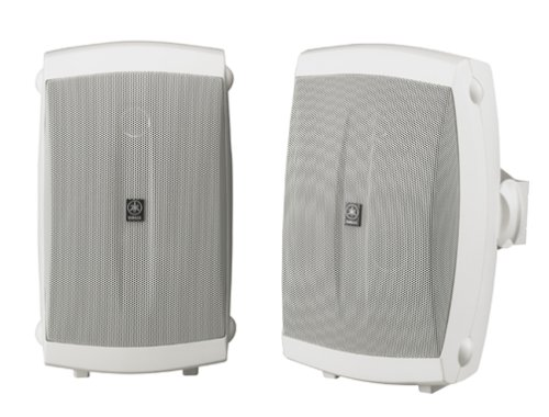 Yamaha NS AW150WH Indoor Outdoor Speakers