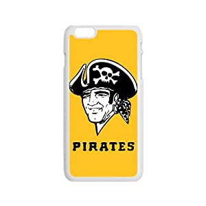 VOV old pittsburgh pirates logo Phone Case for Iphone 6