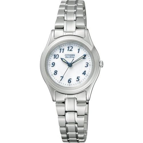 [シチズン]CITIZEN 腕時計 Citizen Collection シチズン コレクション Eco-Drive エコ・ドライブ シンプルアジャスト ペアモデル FRB36-2451 レディース