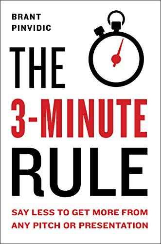 More Or Less Game - The 3-Minute Rule: Say Less to