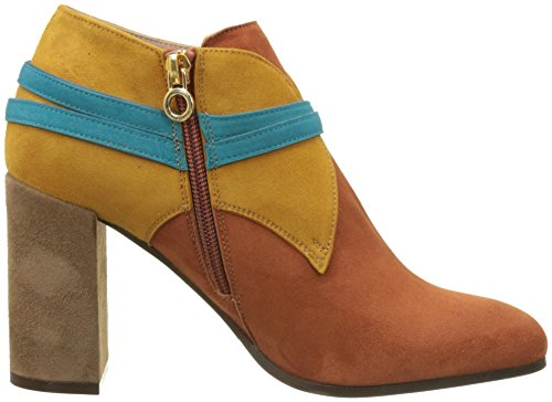 Botines Chose Boot quadricolour Multicolor L'autre Mujer Low E880 tSHTxqw7