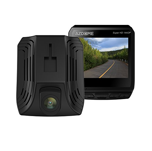 Dash Cam, Dashboard Car Camera Recorder HD 1440P with 2.31″ Screen,170 °Wide Angle Lens Car DVR,G-Sensor,Loop Recording,Motion Detection and Superior Night Vision For Sale