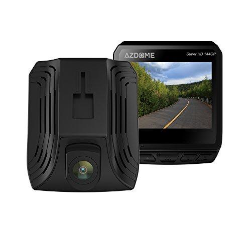 Dash Cam, Dashboard Car Camera Recorder HD 1440P with 2.31