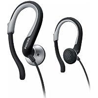 Philips SHS4840/28 Earhook Headphones, Black
