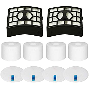 Amazon Com Colorfullife Replacement Filters For Shark